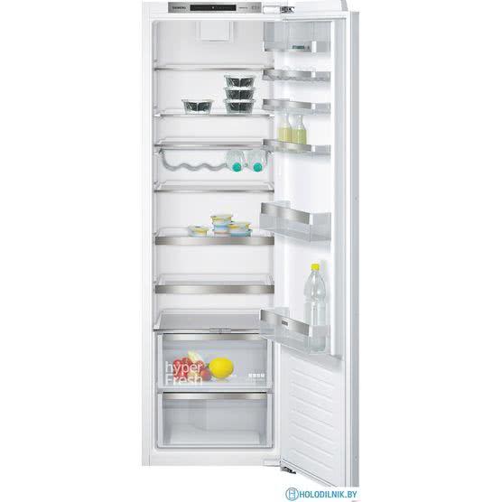 Фото Однокамерный холодильник Siemens KI81RAD20R