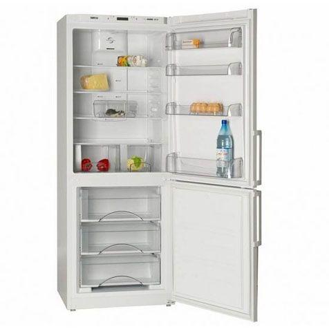 Холодильник ATLANT ХМ 4521-000 N - полки в камерах