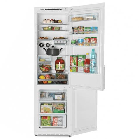 Холодильник Bosch KGE39XW20R - внутренняя организация