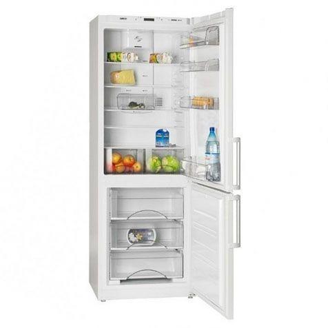 Холодильник ATLANT ХМ 4524-080 N - полки и ящики