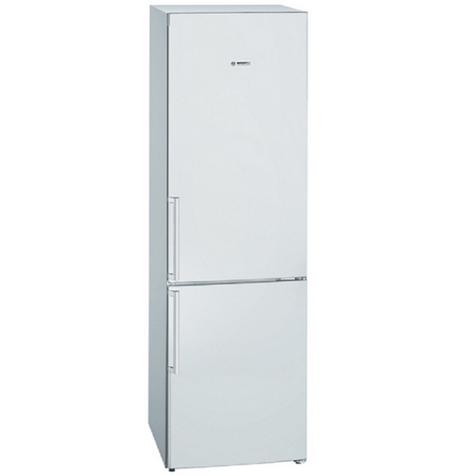 Холодильник Bosch KGE39XW20R - фасад
