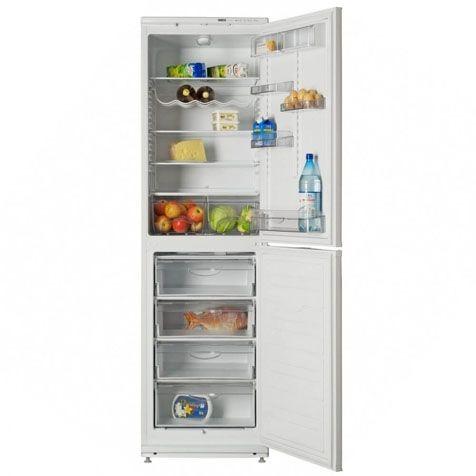 Холодильник ATLANT ХМ 6025-100 - полки, ящики