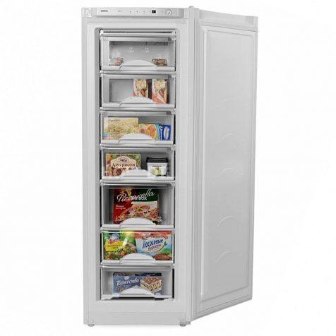 Морозильник ATLANT М 7204-100 - ящики внутри