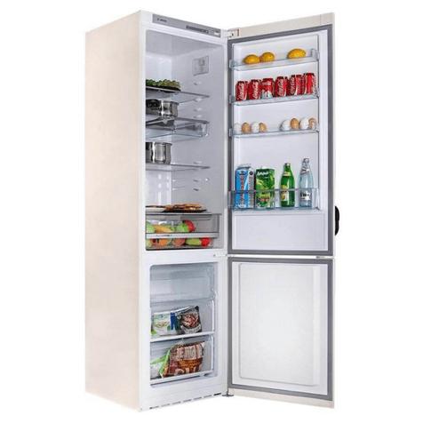 Холодильник Bosch KGV39VK23R - камера внутри