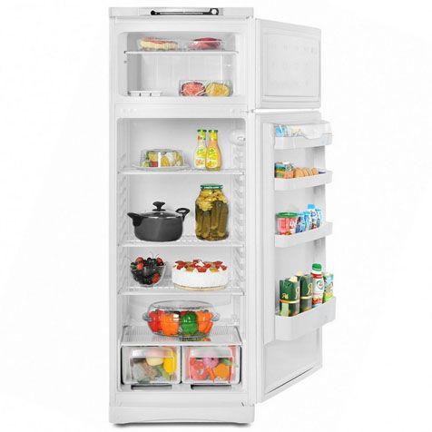 Холодильник Indesit ST 167 - ящики и полки