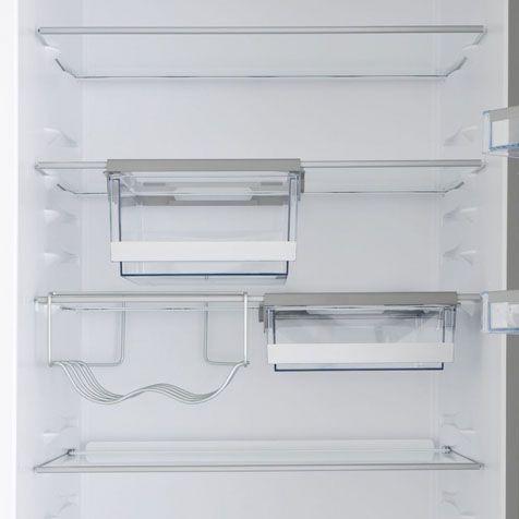 Холодильник Bosch KGV 39XL20 R - навесная винная полка