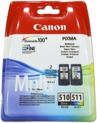 Картридж Canon PG-510 / CL-511 MultiPack