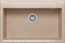 Кухонная мойка Polygran Argo-760 (песочный 302)