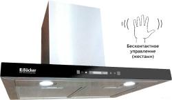 Кухонная вытяжка Backer CH60E-MC-L200 Inox BG