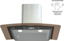 Кухонная вытяжка Backer QD60E-MC Inox 12K