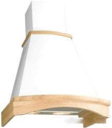 Кухонная вытяжка Elikor Ротонда 60П-1000-П3Д (бежевый/дуб неокрашенный)