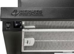 Кухонная вытяжка Germes Elva 60 (черный)