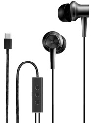 Наушники Xiaomi Mi ANC Type-C In-Ear Earphones (Black)