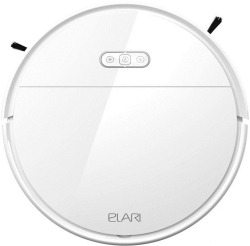 Робот-пылесос Elari SmartBot Brush SBT-001A (White)