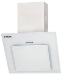 Вытяжка Backer AH60A-G6L200 (White Glass)
